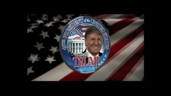 New England Mint Coins TV Spot, 'Donald Trump Presidential Half Dollar' - Thumbnail 2