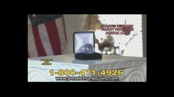 New England Mint Coins TV Spot, 'Donald Trump Presidential Half Dollar' - Thumbnail 3