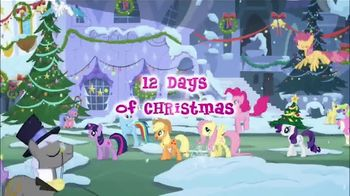 My Little Pony Friendship Is Magic: It's a Pony Kind of Christmas Home Entertainment TV Spot - 91 commercial airings