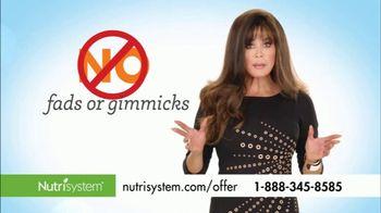 Nutrisystem Lean13 TV Spot, 'Celebrate' Featuring Marie Osmond - 1245 commercial airings