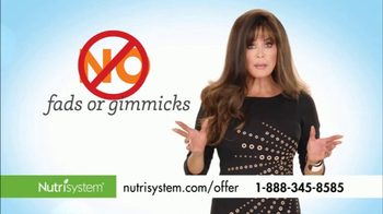 Nutrisystem Lean13 TV Spot, 'Celebrate' Featuring Marie Osmond - 1245 commercial airings