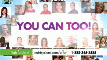 Nutrisystem Lean13 TV Spot, 'Celebrate' Featuring Marie Osmond - Thumbnail 9