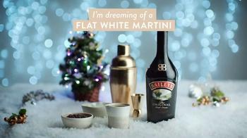 Baileys Irish Cream TV Spot, 'Flat White Martini' - Thumbnail 1
