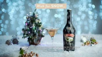 Baileys Irish Cream TV Spot, 'Flat White Martini' - Thumbnail 10