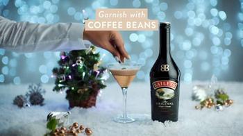 Baileys Irish Cream TV Spot, 'Flat White Martini' - Thumbnail 9