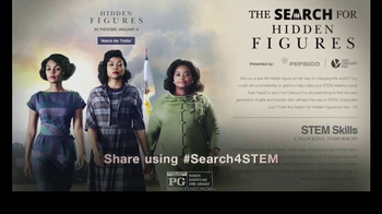 PepsiCo TV Spot, 'The Search for Hidden Figures' - Thumbnail 8