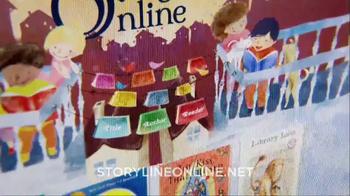 Storyline Online TV Spot, 'Love of Reading' Featuring Eva Longoria - Thumbnail 1