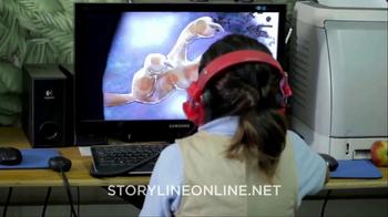 Storyline Online TV Spot, 'Love of Reading' Featuring Eva Longoria - Thumbnail 6