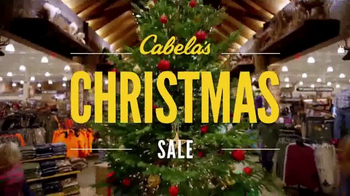 Cabela's Christmas Sale TV Spot, 'Gift Cards' - Thumbnail 5