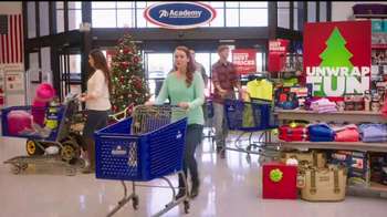 Academy Sports + Outdoors TV Spot, ' Tarjetas de regalo' [Spanish]