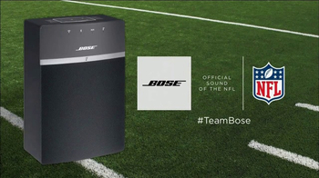 Bose Soundtouch 10 TV Spot, 'Closer to the Game' Featuring Russell Wilson - Thumbnail 8