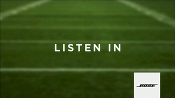 Bose Soundtouch 10 TV Spot, 'Closer to the Game' Featuring Russell Wilson - Thumbnail 1