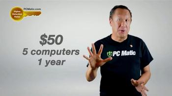 PCMatic.com TV Spot, 'Detection Rates' - Thumbnail 4