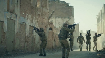 Mobile Strike TV Spot, 'Heavy Artillery' Featuring Arnold Schwarzenegger