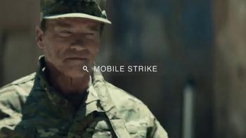 Mobile Strike TV Spot, 'Heavy Artillery' Featuring Arnold Schwarzenegger - Thumbnail 4