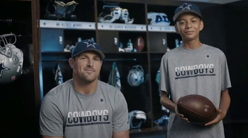 NFL Shop TV Spot, '200 partidos' con Jason Witten [Spanish] - 6 commercial airings