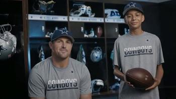 NFL Shop TV Spot, '200 partidos' con Jason Witten [Spanish] - 6 commercial airings