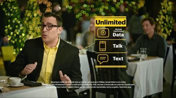 Sprint TV Spot, 'Crazy Unlimited Plan With iPhone' - 707 commercial airings