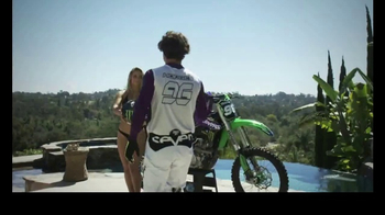 Monster Energy TV Spot, 'Slayground' Featuring Axell Hodges - Thumbnail 5