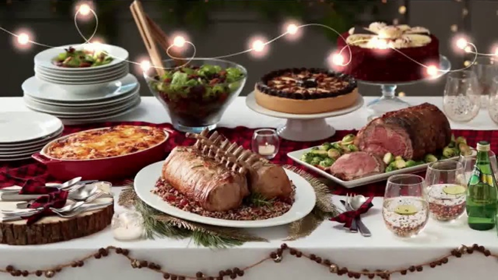 Sam's Club TV Commercial, 'Fresh Holiday Flavors'