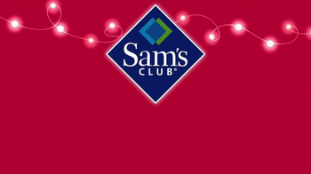 Sam's Club TV Spot, 'Fresh Holiday Flavors' - Thumbnail 7