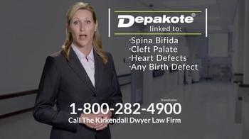 Kirkendall Dwyer LLP TV Spot, 'Birth Defects' - Thumbnail 3
