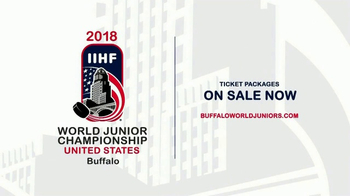 IIHF TV Spot, '2018 World Junior Championship: New Era Field'