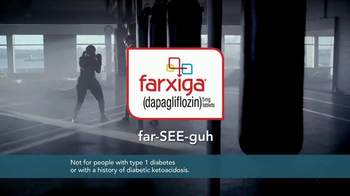 Farxiga TV Spot, 'Listen Up'
