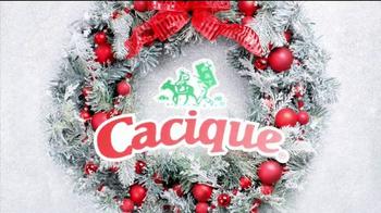 Cacique TV Spot, 'Holidays: Thank You' - Thumbnail 1