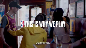 NBA Store TV Spot, 'For Showing Your True Colors' Featuring Klay Thompson - Thumbnail 9