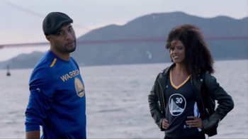 NBA Store TV Spot, 'For Showing Your True Colors' Featuring Klay Thompson