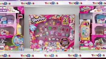 Toys R Us TV Spot, 'Shopkins Spoiler Alert' - 770 commercial airings