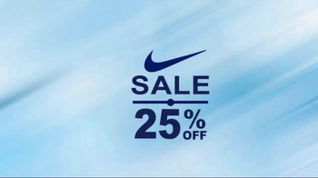 Tennis Express Nike Sale TV Spot, 'Shoe & Clothing'