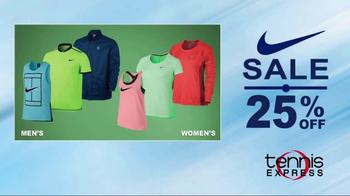 Tennis Express Nike Sale TV Spot, 'Shoe & Clothing' - Thumbnail 3