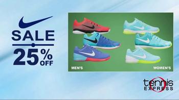 Tennis Express Nike Sale TV Spot, 'Shoe & Clothing' - Thumbnail 4