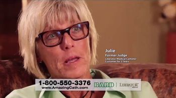 Liberator Medical Supply, Inc. TV Spot, 'Julie Gets the Best Catheter'