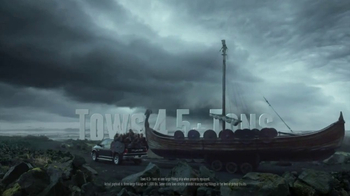 Ram Trucks TV Spot, 'Vikings Boat Tow' - Thumbnail 10