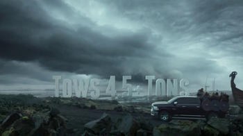 Ram Trucks TV Spot, 'Vikings Boat Tow' - Thumbnail 5