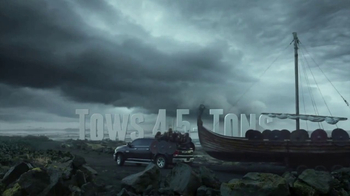 Ram Trucks TV Spot, 'Vikings Boat Tow' - Thumbnail 8