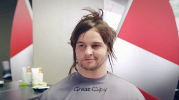 Great Clips TV Spot, 'Back to Greatness: Au Revoir'