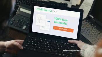Credit Karma Tax TV Spot, 'Clean Sweep' - Thumbnail 4