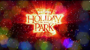 Six Flags Holiday in the Park TV Spot, 'Mundo navideño' [Spanish] - 8 commercial airings