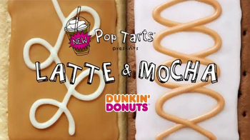 Pop-Tarts TV Spot, 'Dunkin' Donuts: Talkin' Coffee' - Thumbnail 1