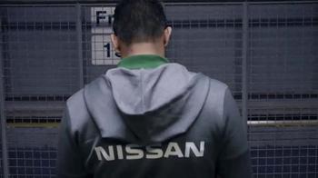 Nissan Diehard Fan TV Spot, 'Edición tricolor' con Oswaldo Sánchez[Spanish] - 6 commercial airings