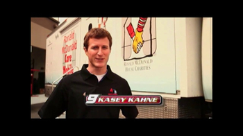Ronald McDonald House Charities TV Spot, 'Care Mobile' Feat. Kasey Kahne