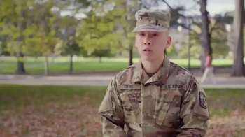 U.S. Army TV Spot, 'MTV: Beyond the Uniform: Cadet Yang' - Thumbnail 1