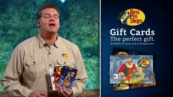 Bass Pro Shops Christmas Sale TV Spot, 'Jeans, Cameras & Gift Cards' - Thumbnail 10