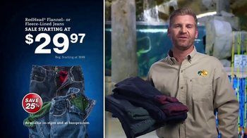 Bass Pro Shops Christmas Sale TV Spot, 'Jeans, Cameras & Gift Cards' - Thumbnail 6
