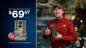 Bass Pro Shops Christmas Sale TV Spot, 'Jeans, Cameras & Gift Cards' - Thumbnail 8