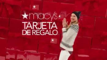 Macy's Tarjeta de Regalo TV Spot, 'Regalo ideal' [Spanish] - Thumbnail 2